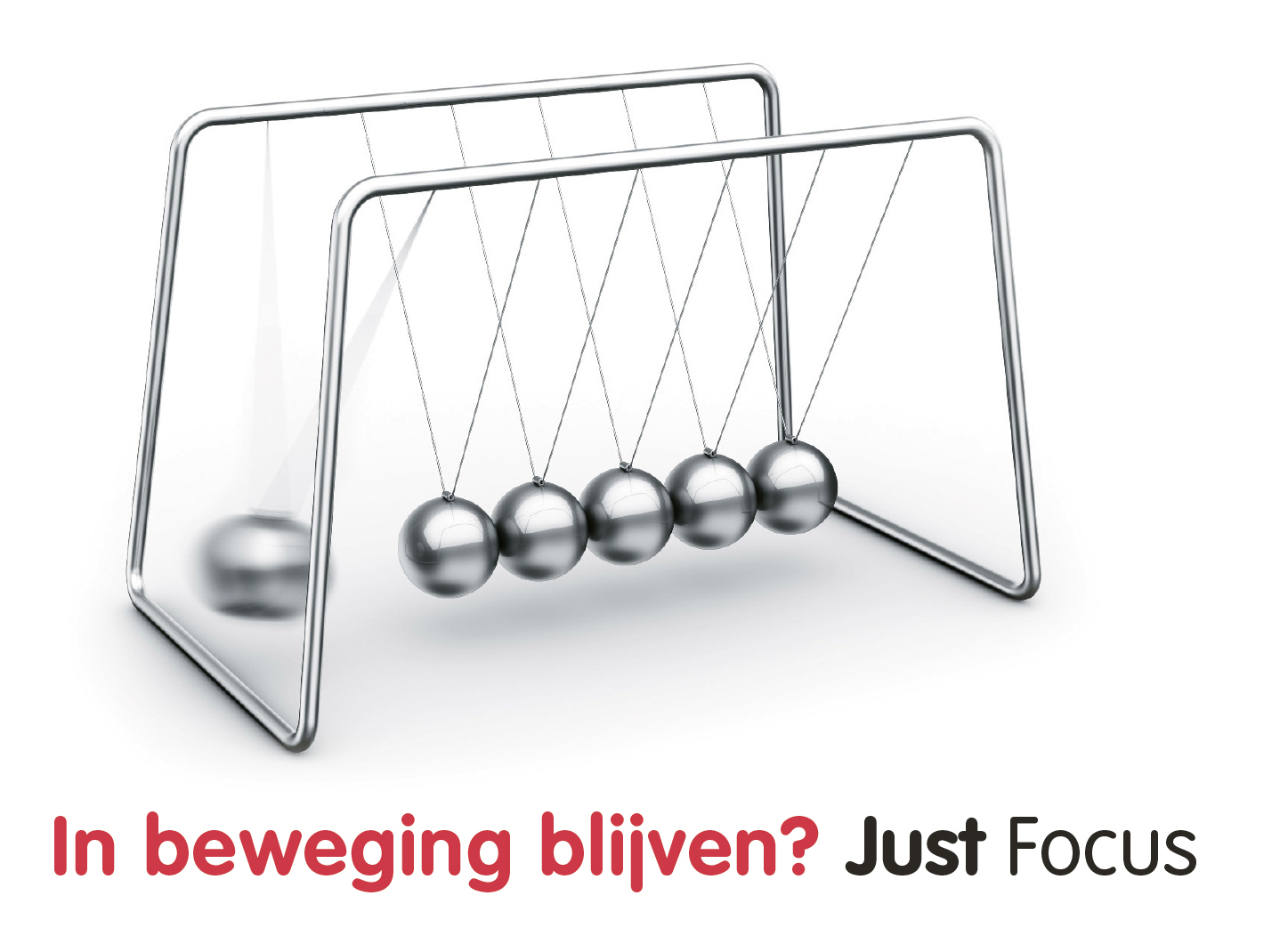 Focus in beweging
